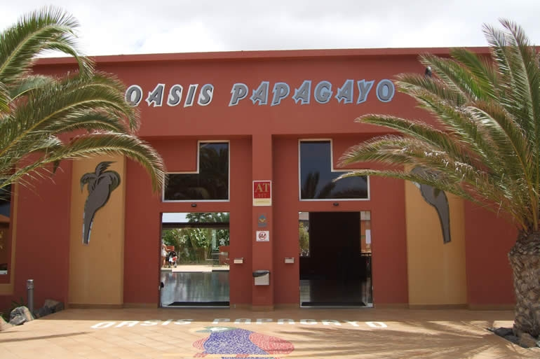 Oasis Papagayo