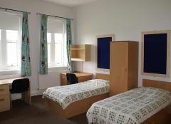 Rossall Accommodation