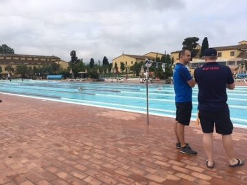 GB Para Swimmers at Tuscany Pool