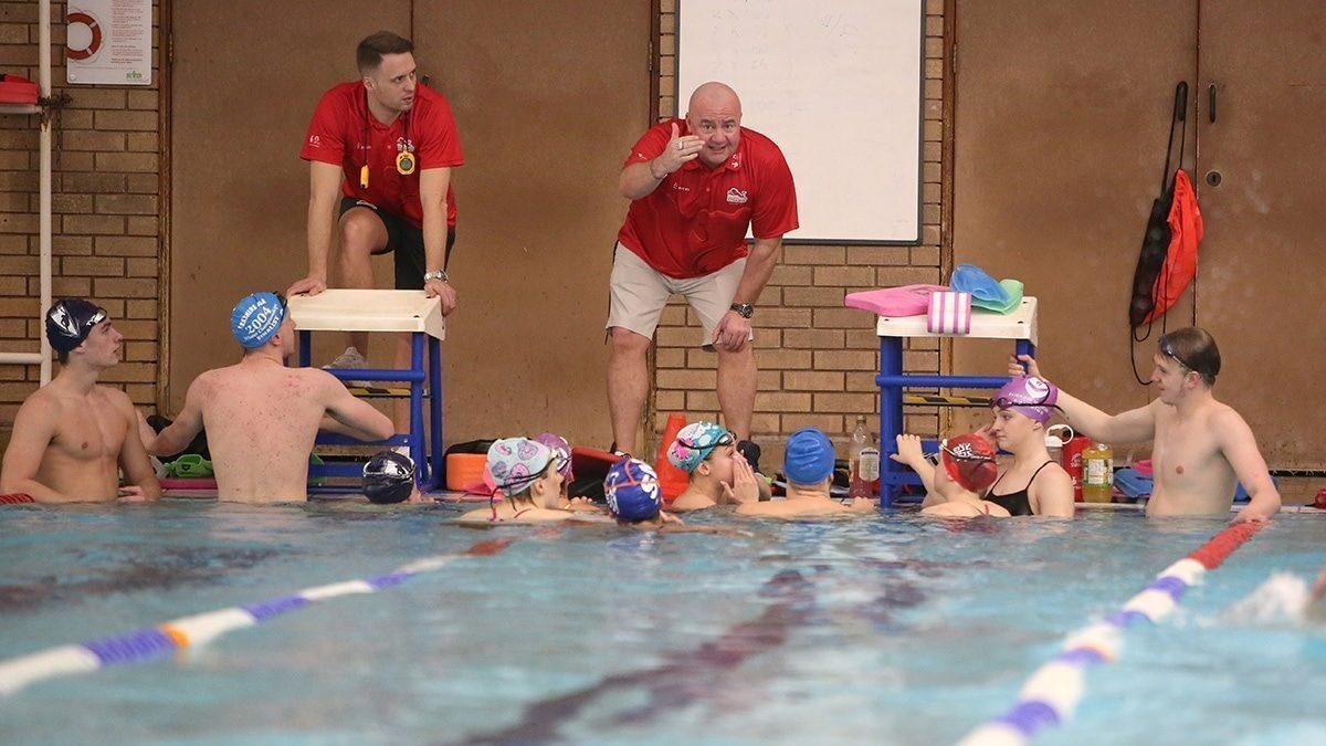Swim England Elite Coach Success!