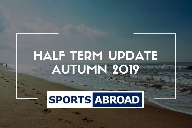 Half Term Update