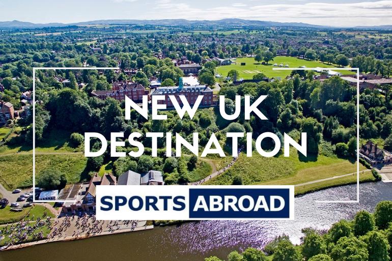 New UK Destination!